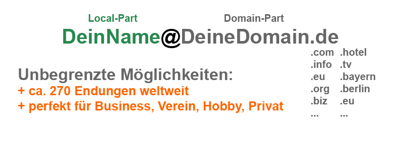 Email Domains