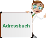 email adressbuch