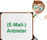 email anbieter
