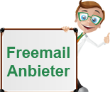 Freemail Anbieter