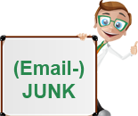 email junk